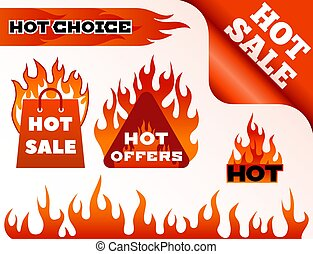 Vector badges shop product hot sale best price stickers buy commerce advertising tag discount promotion vector illustration.