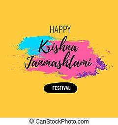 Vector banner, poster or greeting card for indian festival...