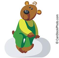 Bear color