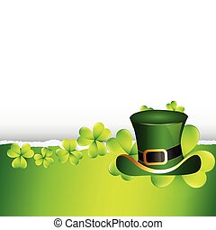 st patrick's day - vector beautiful st patrick's day ...