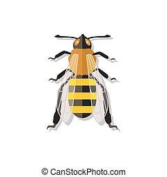 Vector Bee Icon