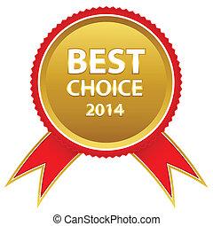 Vector best choice