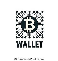 vector bitcoin wallet