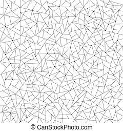 vector black and white illustration