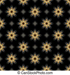 vector black seamless texture