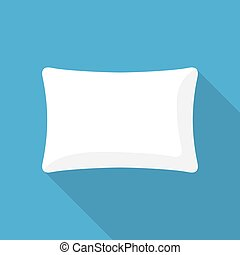 Vector Blank Pillow
