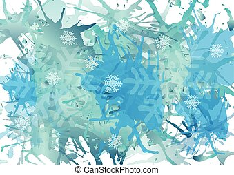 vector blots background