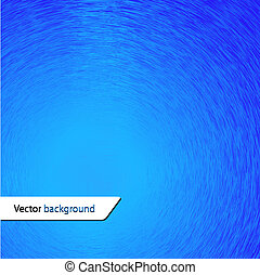 vector blue background for your design