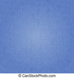 Vector blue fabric texture