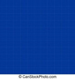 Vector Blueprint Seamless Pattern