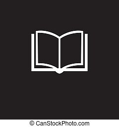 Vector book Icon