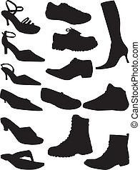 Vector boots (men , women)