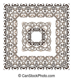 Ornamental Frame.
