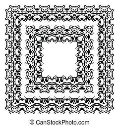 Ornamental Frame.