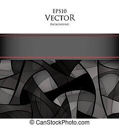 Vector brochure template