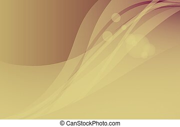 Vector brown abstract background