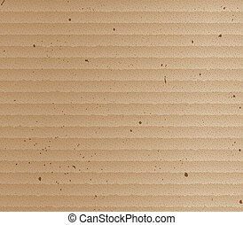 Vector Brown Cardboard Texture