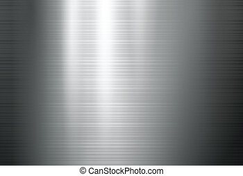 Vector brushed metal texture
