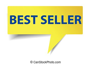 Bubble Talk - Best Seller - Vector Bubble Talk - Best Seller