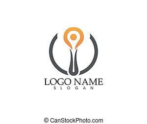 Vector - Business abstract logo design template