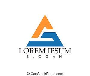 Vector - Business abstract logo design template