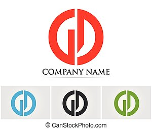 Vector - Business abstract logo design template ..