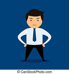 Vector Businessman