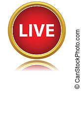 Vector Button Live