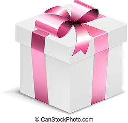 Como hacer un lazo para regalo grande
