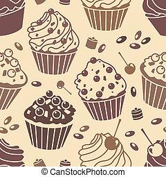 cakes pattern