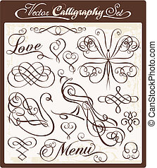 Vector Calligraphy 00 - Calligraphy