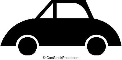 Vector. Car
