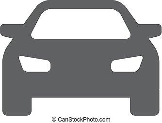 Vector Car Icon
