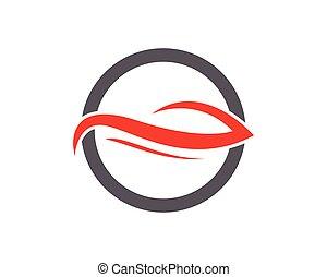 Vector - Car silhouette logos