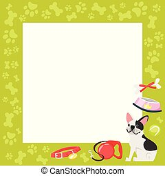 video and photo frame background
