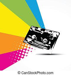 vector, cassette
