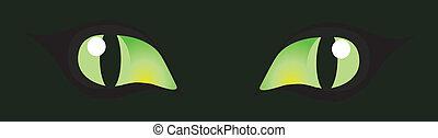 cats eyes
