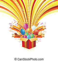 vector celebration background