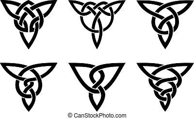 celtic knot set