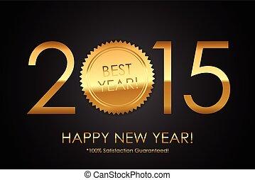 Vector Certificate - 2015 Best Year! 100% Satisfaction Guarantee