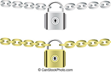 vector chains and locks