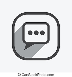 Vector Chat Icon