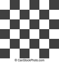 Vector Chess Board Icon