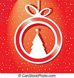 vector christmas background.