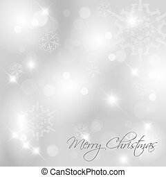 Vector Christmas background with place for your text