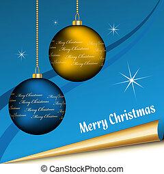 vector christmas sheet