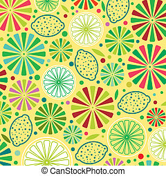 vector citrus background