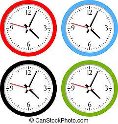 Vector clock collection