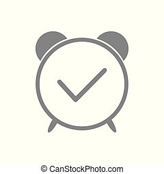 Vector - Clock time icon