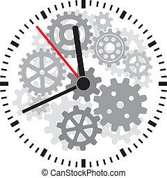 vector clock (timer, clockwork)